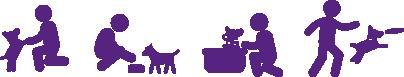 Prestations pour animaux, pension canine - Région Lisieux, Bernay, Calvados, Orne, Eure, Normandie
